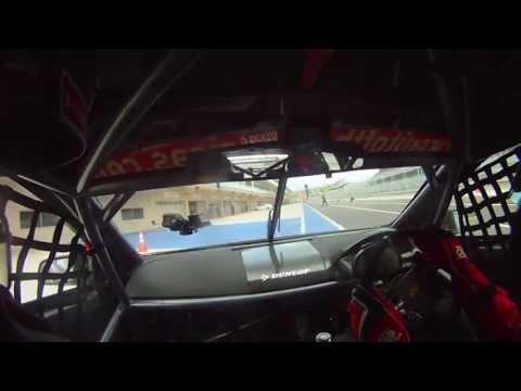 V8 Supercar hot lap of COTA (HD)