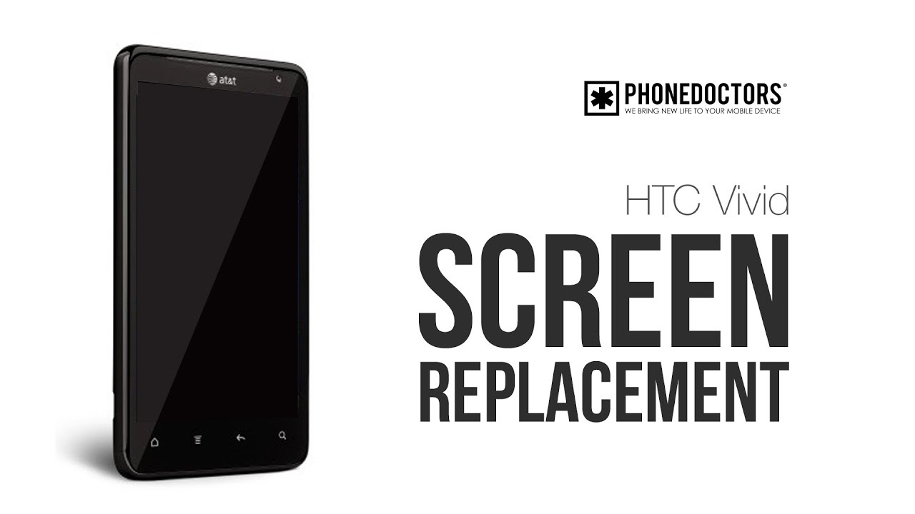 htc vivid screen repair tutorial for digitizer replacement youtube rh youtube com T-Mobile HTC User Guide HTC One User Guide