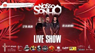 Live Pagode do Nosso Sonho - #FiqueEmCasa e #CanteComigo