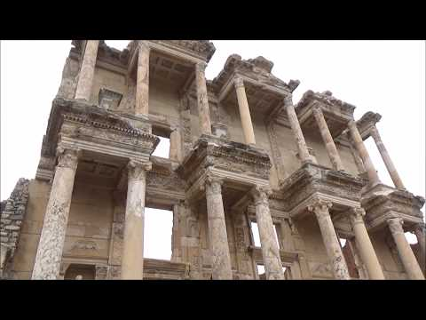 Library of Celsus, Selçuk, İzmir, Ionia, Turkey, Asia