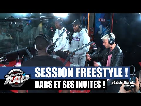 Youtube: Dabs – Session freestyle avec Sifax, L2B Gang & MIMS! #PlanèteRap