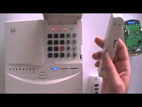 elro ha68s 36 zone draadloos alarm systeem de setup youtube. Black Bedroom Furniture Sets. Home Design Ideas