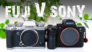 Sony A7iii Vs Fuji Xt3 - Best Camera Of 2019 Full Frame V Aps-c