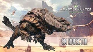 Monster Hunter World BETA - 03 / Cazadores Unidos