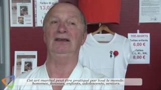 Stage de karaté - 4ème édition - 2016 L'ISLE-SUR-SEREIN