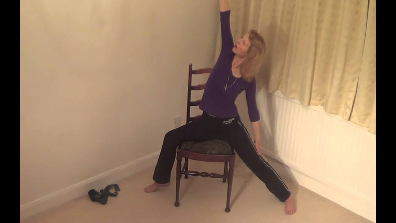 Chair yoga elderly - Chair Yoga Severe Arthritis Elderly Part 2 Yoga Can Help Heal Series Youtube