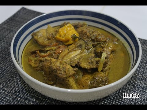 🇯🇲🍗 West Indian Chicken Curry Recipe - Jamaican Style Spicy Coconut Caribbean Stew
