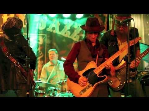 Stevie Klasson & Conny Bloom Blues Jam - Going Down (Freddie King cover)