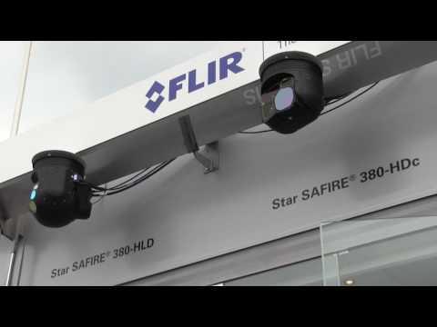 PARIS AIR SHOW 2015: FLIR Systems