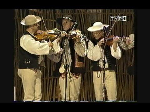Tradycyjna muzyka góralska Wysoko górka kapela CK Galicja Polish Gorals Music