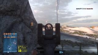 Battlefield 3: Armored Kill PC Gameplay