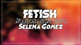 ROBLOX Video Musical: Fetiche - Selena Gomez