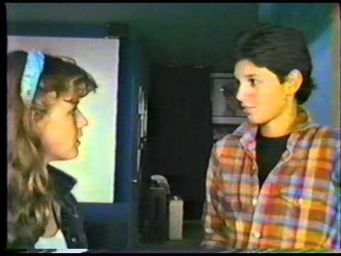 THE KARATE KID 1983 FIRST AUDITION DANIEL & ALI