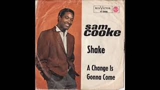 Sam Cooke - A Change Is Gonna Come (1964) HQ