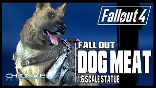 Chronicle Collectibles Fallout Dog Meat 1:6 Scale (Exclusive Version) Statue Review