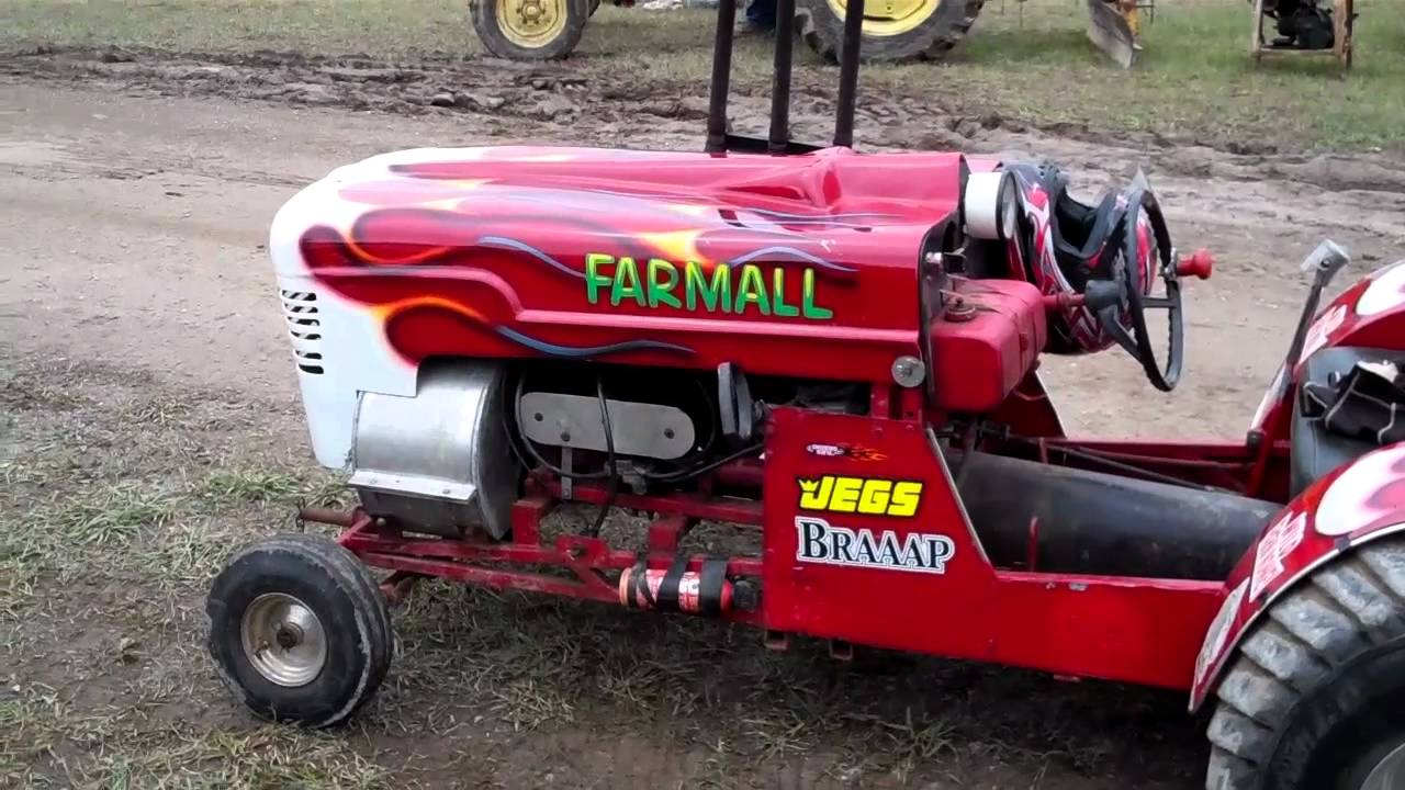 Garden Tractor Pulling Engines : Alpena garden tractor pull youtube