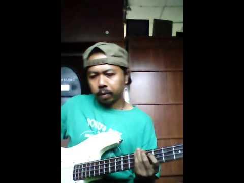 ชีวิตที่ผ่านน้ำ Kai-Jo Brother  bass cover by suwa