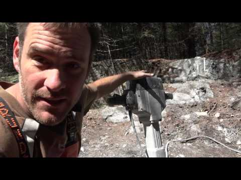 Quick summary of quarrying small sample for geology research