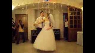 свадебный вальс.первый танец молодых