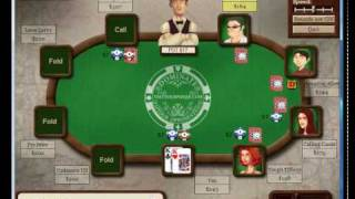 Poker Training -- When to go All-in in no limit holdem poker