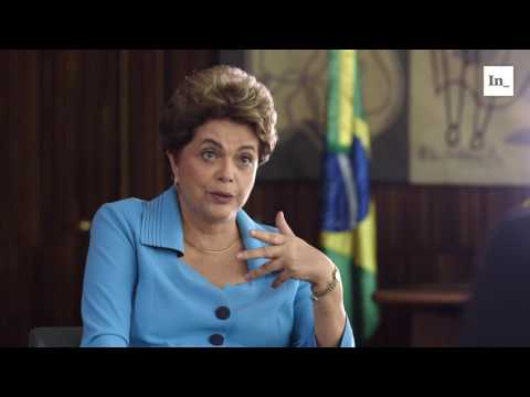 "President Dilma Rousseff Says Brazilians Need to Fight Against ""Illegitimate"" Government"