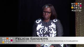 Felicia Sanders - Charleston Church Shooting Survivor