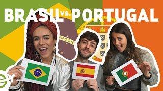 PORTUGUÉS DE PORTUGAL vs. DE BRASIL | vdeviajar.com