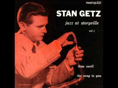 a biography of stan getz a musician