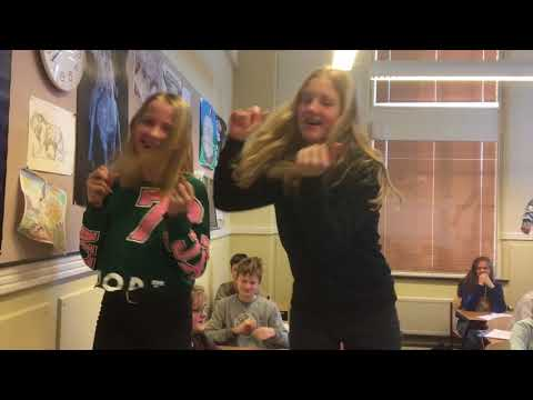 Latijn in klas 1A op Gymnasium Apeldoorn