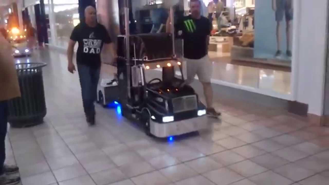 Mini Travel Trailers >> Go Karts Mini Truck Convoy | Doovi