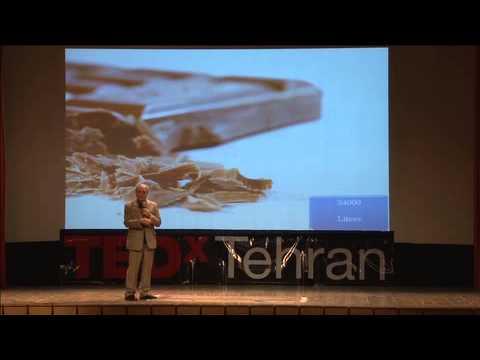 Virtual Water: Dr. Reza Maknoon at TEDxTehran