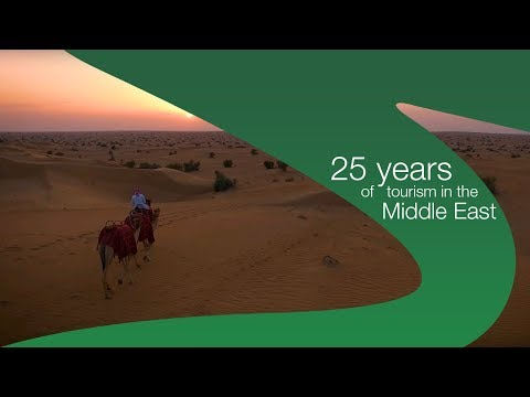 Arabian Travel Market 2018 – 25 years of tourism in the Middle East