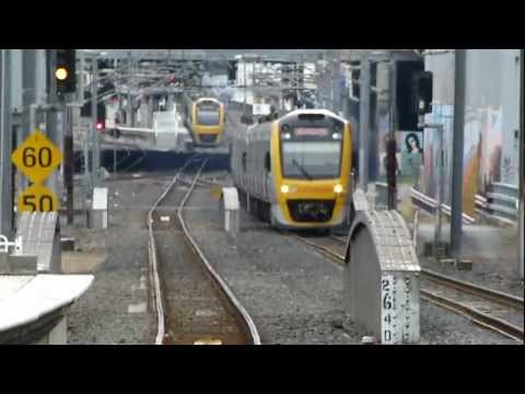 Brisbane QLD - Gold Coast Express Train