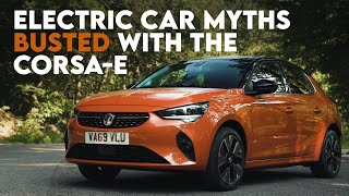 Electric Car Myths Busted With The New Corsa-e | Vauxhall