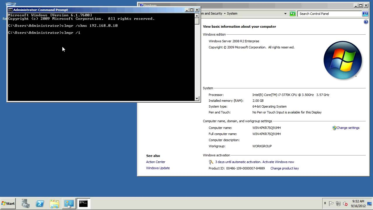 Download windows server 2008 r2 sp1 rtm build 7601 64-bit free.