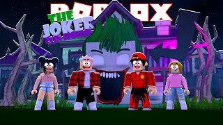 ROBLOX - WELCOME TO THE JOKERS FUN-HOUSE!!!