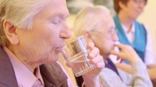 Demenz und Kommunikation beim Essen