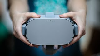 Oculus Go VR Headset Review!