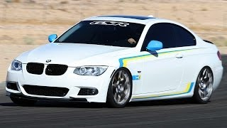 Building a BMW 335i for the SEMA Show: Making the Ultimate Driving Machine Better!