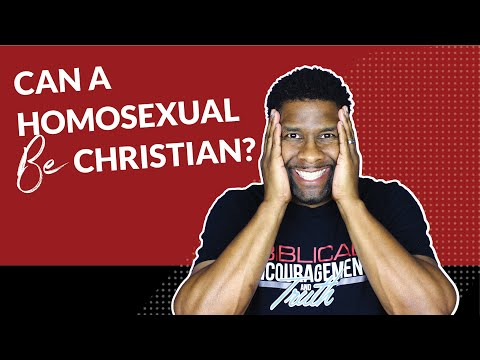 Can a Homosexual Be a Christian? | Q&A
