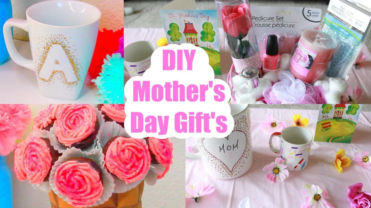 DIY Mother 39 S Day Gifts Ideas Pinterest Inspired YouTube
