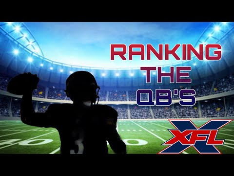 XFL Rosters 2020: Best NFL Players in New Football League
