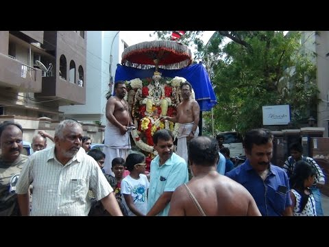 Sri Venugopalaswamy Temple Garuda Seva 2017