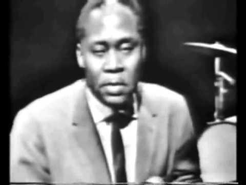 "Memphis Slim  ""Jammin' the boogie"", live 1962"