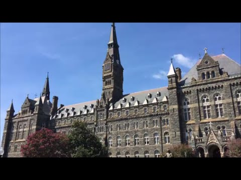 Georgetown University Campus Tour