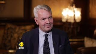 The Interview: In Conversation With Pekka Haavisto, Foreign Minister, Finland