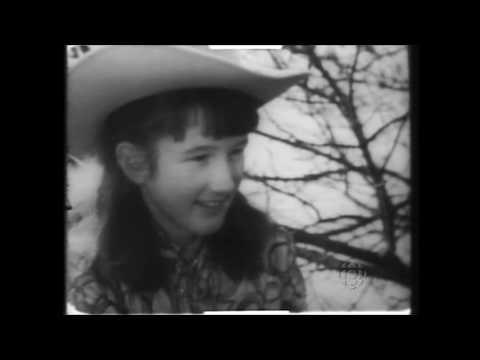 Life On The Land - 1965 Denman Island. Piercy Farm.