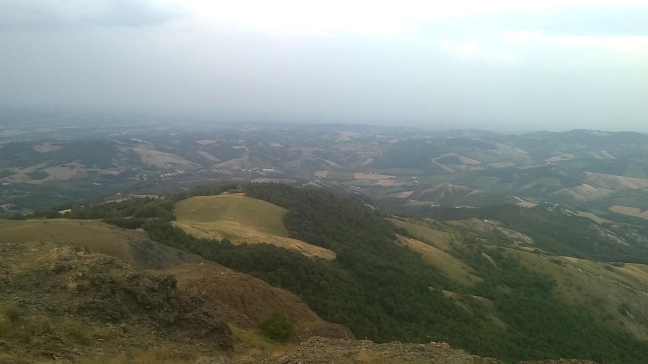 Il Panorama Dalla Terrazza Del Monte Prinzera