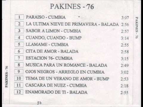 Los Pakines Pakines 76