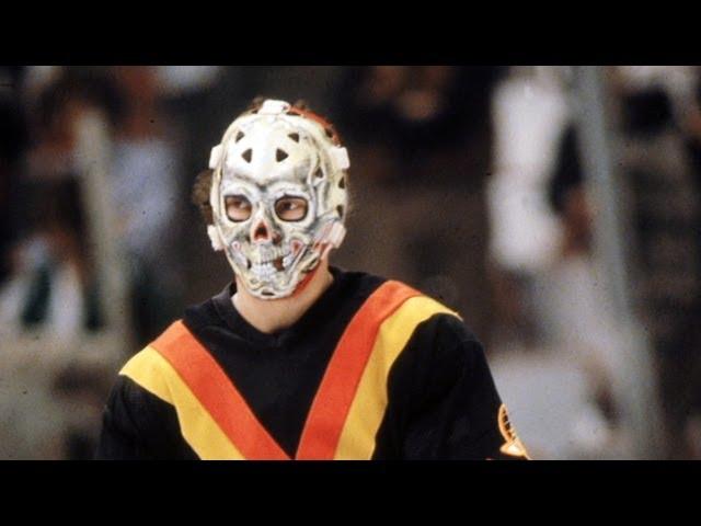 Scariest NHL goalie mask: Gary Bromley